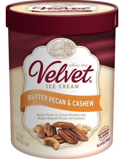 IC Butter Pecan & Cashew