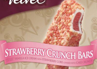 NT Strawberry Crunch Bars
