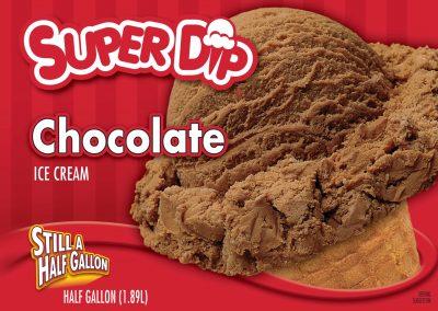 IC SuperDip Chocolate